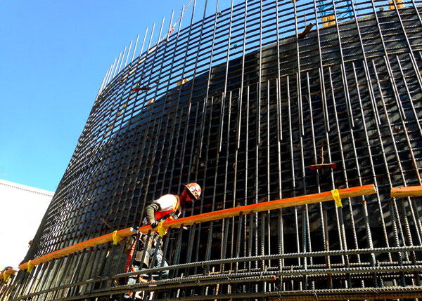 Iron Workers Rebar and Reinforcing