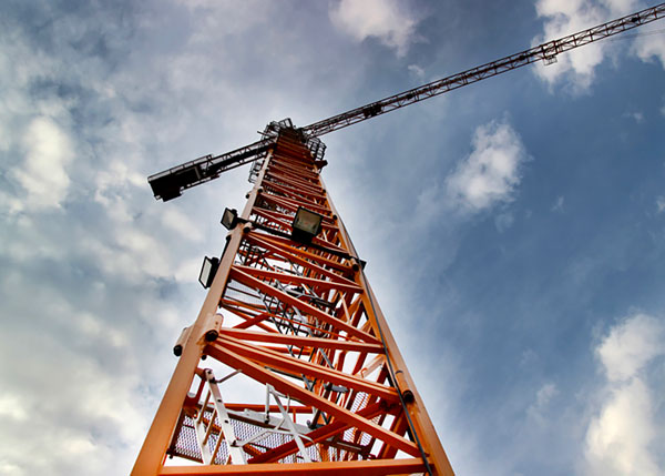 Iron Worker Expertise Tower Crane Services