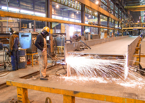 Iron Worker expertise fabrication