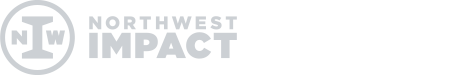 North West Impact Mobile Logo