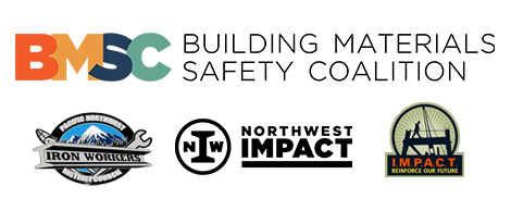 The Building Materials Safety Coalition promotes responsible, safe construction projects.